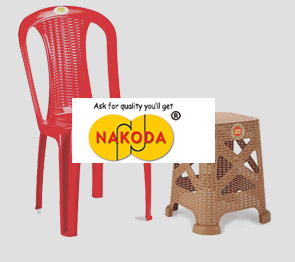 Plastic Chair Nakoda
